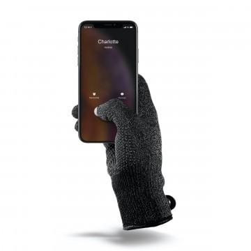 Single Layer - Kosketusnäyttöhanskat:   Mujjon Single Layer -hanskoilla voit käyttää kosketusnäyttölaitetta kovemmallakin pakkasella hanskat kädessä....