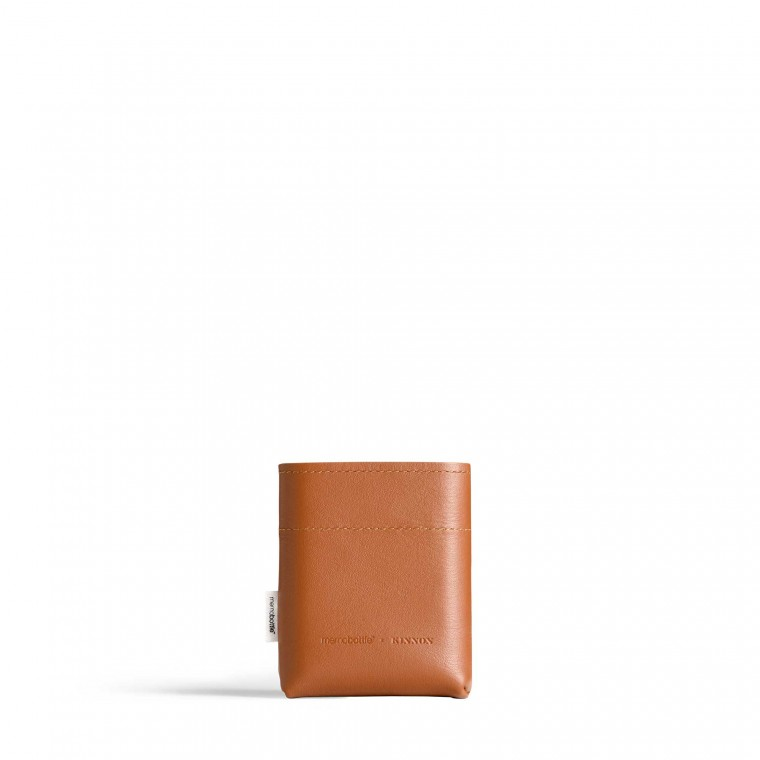 Memobottle A7 Leather Sleeve - Suoja