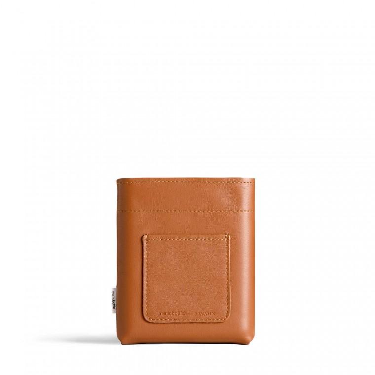 Memobottle A6 Leather Sleeve - Suoja