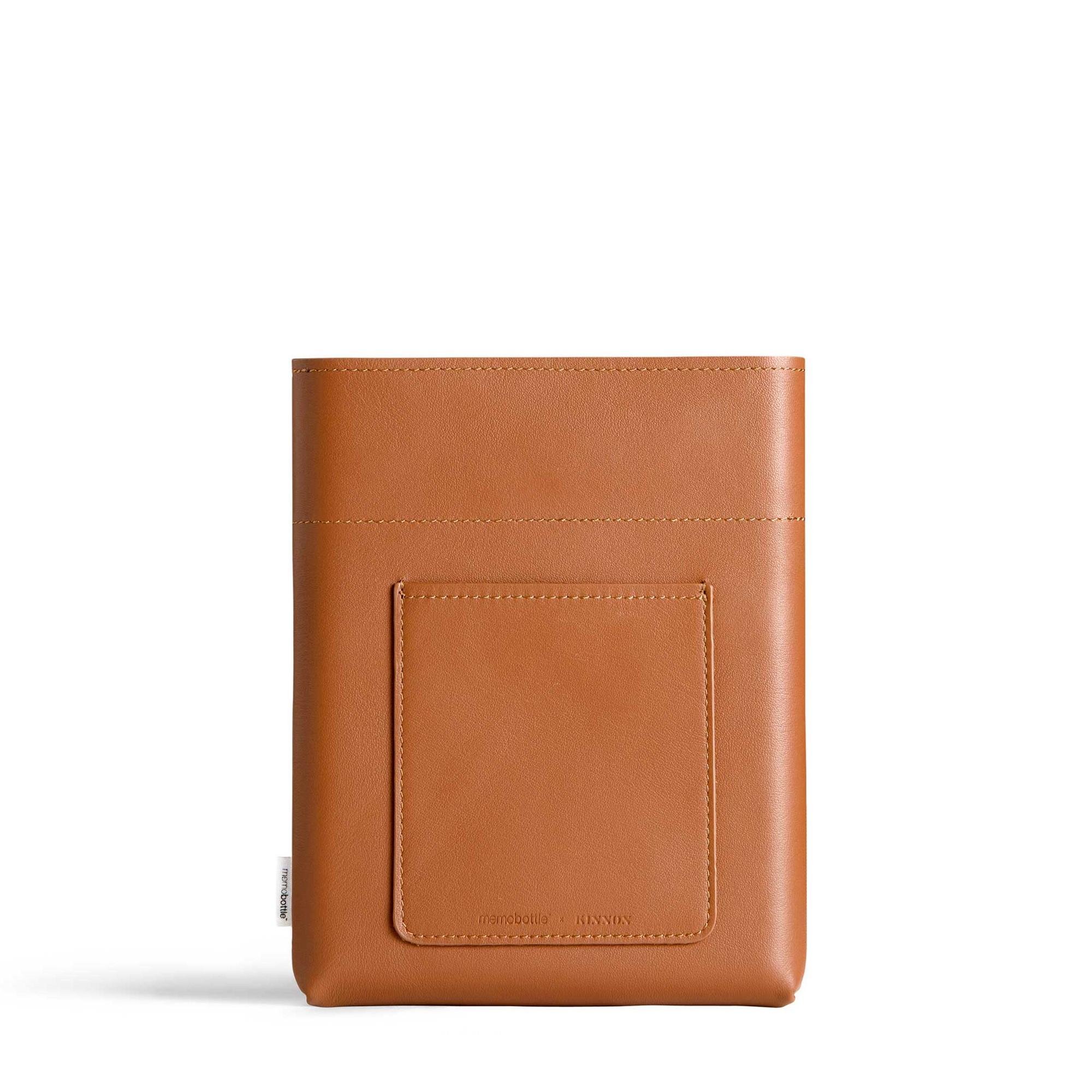 memobottle A5 Leather Sleeve//Leder-Schutzh/ülle A5 Wasserflasche