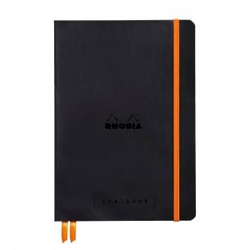 Goalbook - Muistikirja:  Goalbook-vihkossa on 240 numeroitua sivua, 6-sivuinen sisällysluettelo sekä päivätön vuosi- ja kuukausikalenteri,...