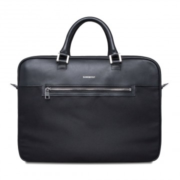 Wilhelm Briefcase:  Wilhelm is a sharp looking everyday briefcase. It's a part of the Sandqvist Transit series, where function is...