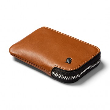 Card Pocket Wallet -  Card Pocket is a compact wallet that holds a lot. The zipper protects and...