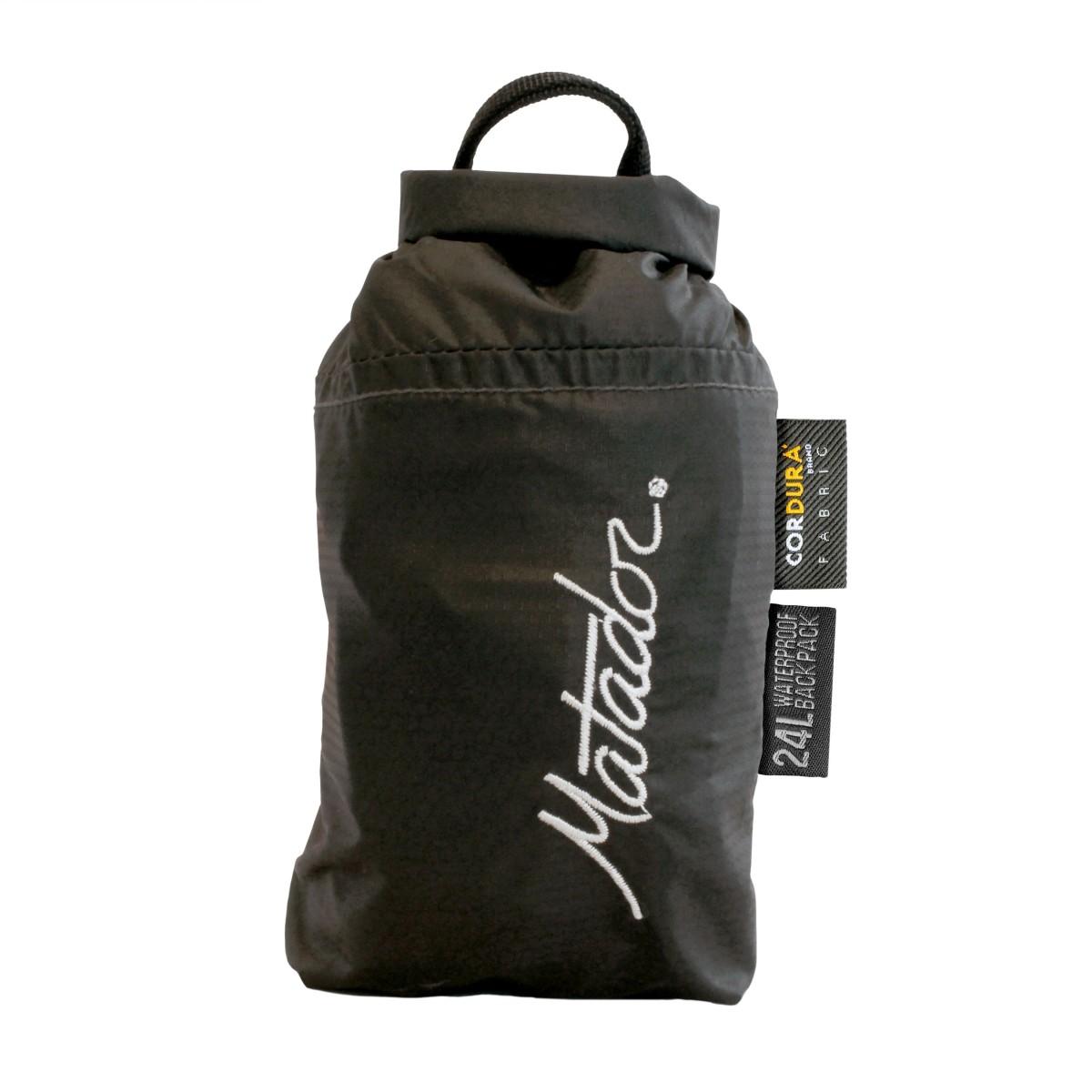 ... Matador Freerain24 2.0 Backpack Charcoal ... c695ae608cc0d