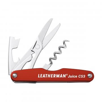 Juice® CS3 - Monitoimityökalu:  Juice CS3 tulee tarpeeseen piknikillä tai retkellä. Se on pakattu työkaluilla, jotka ovat erikoistuneet ruokaan ja...