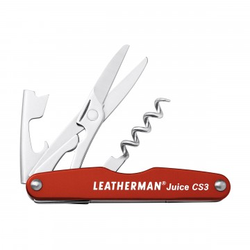 Juice® CS3 Multi-Tool:  The Juice CS3 becomes handy on a picnic or while camping. It's packed with tools that lets you unpack food and...