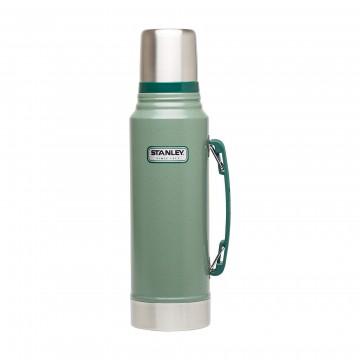 Classic 1,0 l Insulated - Termospullo:  Tämä on pullo jota isoisäsi olisi saattanut käyttää. Sana mitä haetaan on