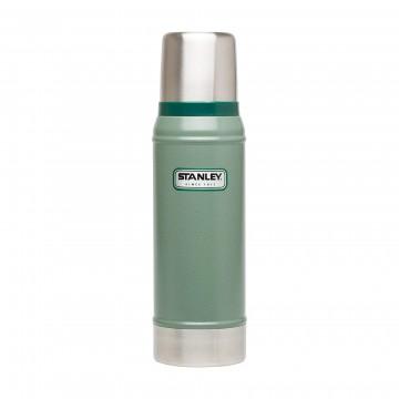 Classic 740 ml Insulated - Termospullo:  Tämä on pullo jota isoisäsi olisi saattanut käyttää. Sana mitä haetaan on