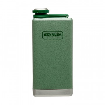 Adventure 236 ml Flask:  The Stanley Adventure flask is rugged but refined. Keep your favourite beverage safe and close, ready for action...