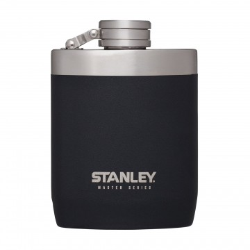 Master 236 ml Flask:  Master is probably the last flask you'll ever need, unless it gets stolen for its great looks. Stainless steel,...