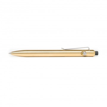 Pencil Brass:  The same feel and quality craft that we have learnt to expect from Tactile Turn pens, is now applied to pencils as...