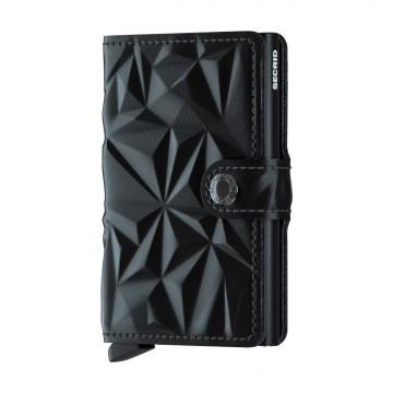 Miniwallet Prism - Lompakko:   Secrid MiniwalletPrism -lompakossa on kulmikas tekstuuri, mikä antaa artisaaninahalle modernin lookin....
