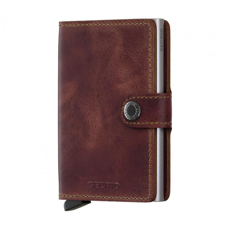 Secrid Miniwallet Vintage - Plånbok