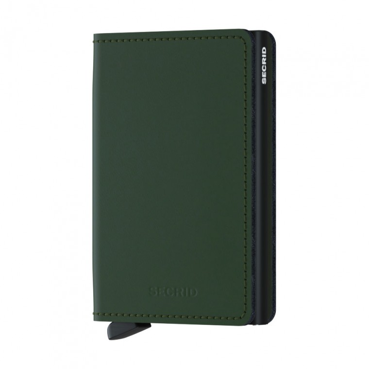 Secrid Slimwallet Matte - Plånbok
