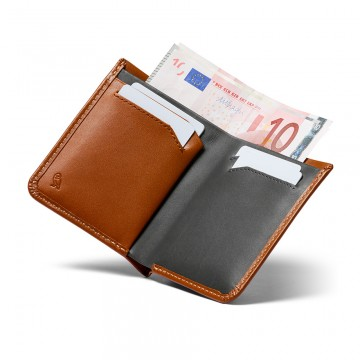 The Tall Wallet:  The Tall wallet is smart, simple and a breeze to use. It's a modern wallet that still feels familiar and easy. It...