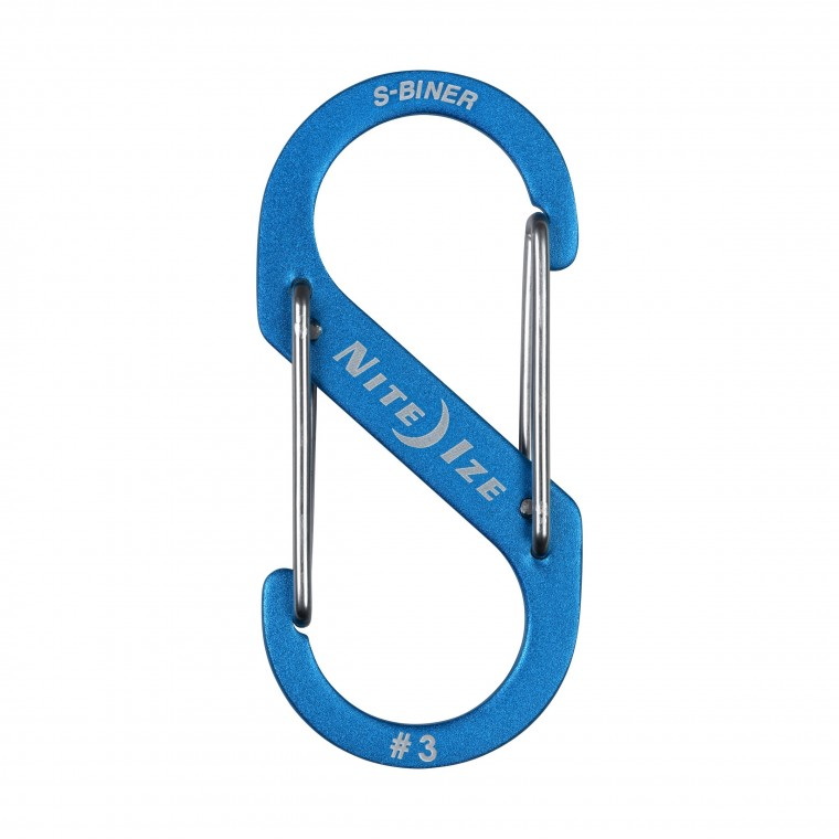 Nite Ize S-Biner® Aluminum Dual - Karabiineri