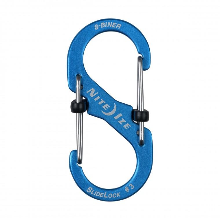 Nite Ize S-Biner® SlideLock® Aluminum Carabiner
