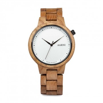 XO Elm Watch:   The clean design of Aarni XO watch pays respect to nature and classic lines. A slim case combined with black and...