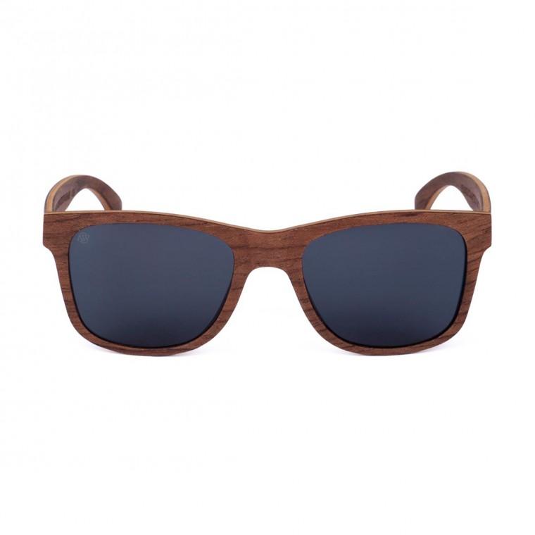 Aarni Blues Rosewood Sunglasses