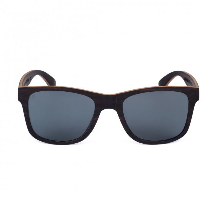Aarni Blues Ebony Sunglasses