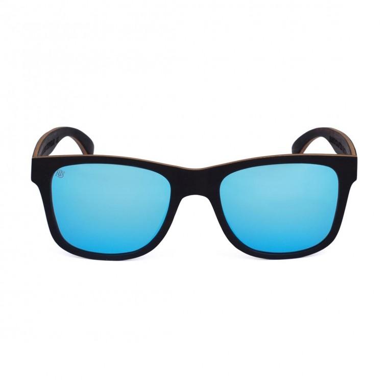 Aarni Blues Ebony (Blue) Sunglasses