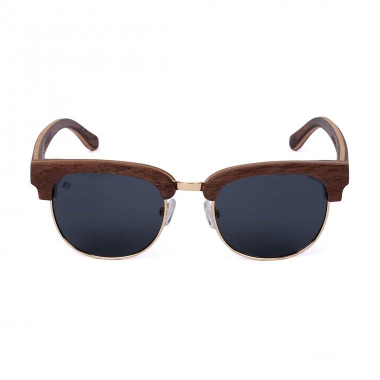 Aarni Master Walnut Sunglasses