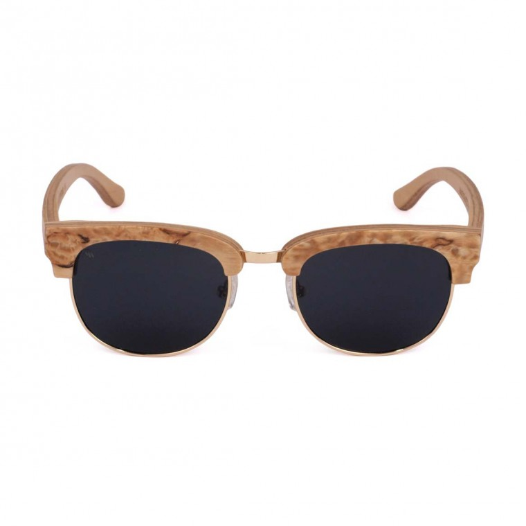 Master Curly Birch Sunglasses