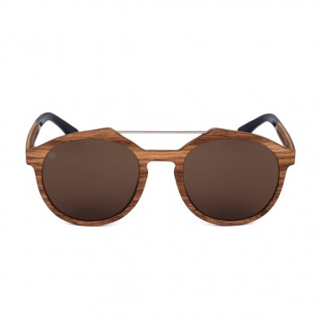 Cliff Zebrawood Sunglasses:   Aarni Cliff sunglasses are inspired by the classic pilot look, that never goes out of style. Metallic bridge...