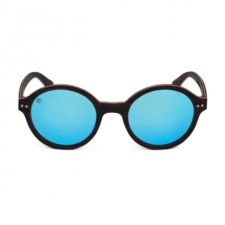 Aarni Fulton Ebony Sunglasses