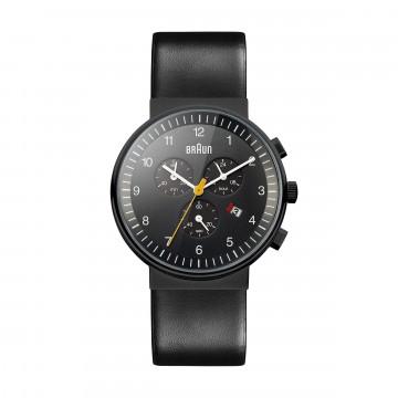 Classic Chronograph BN0035 Black/Black - Rannekello:  BN0035 Chronograph -kello on esimerkki puhtaasta ja modernista muotoilusta, joka tekee siitä ajattoman klassikon....