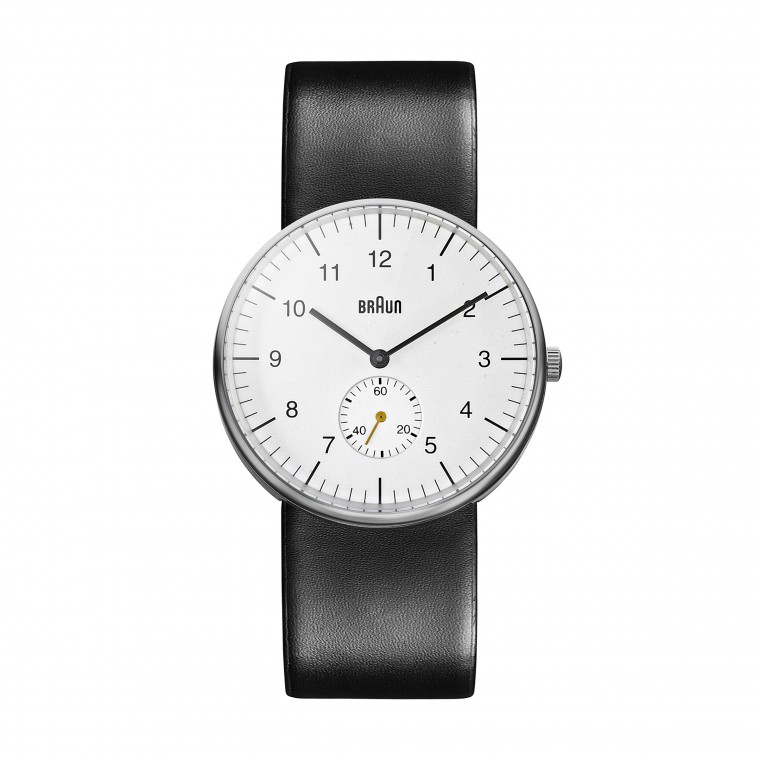 Braun Classic Watch BN0024 Black/White