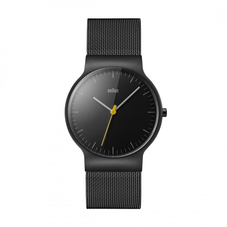 Braun Classic Slim Watch BN0211 Black/Black