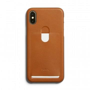 Phone Case 1 Card - Suojakotelo:  Bellroy Phone Case 1 Card on ohut, korttipaikalla varustettu nahkainen suojakotelo iPhone X/XS -puhelimelle. Voit...