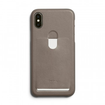 Phone Case 1 Card - Suojakotelo:  Bellroy Phone Case 1 Card on ohut, korttipaikalla varustettu nahkainen suojakotelo iPhone X/XS -puhelimelle. Voit...