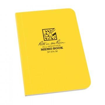 Field-Flex Memo Book - Muistivihko:  Nämä käytännölliset taskukokoiset Field-Flex -muistivihkot loistavat tiukoissa paikoissa, raapustat sitten...