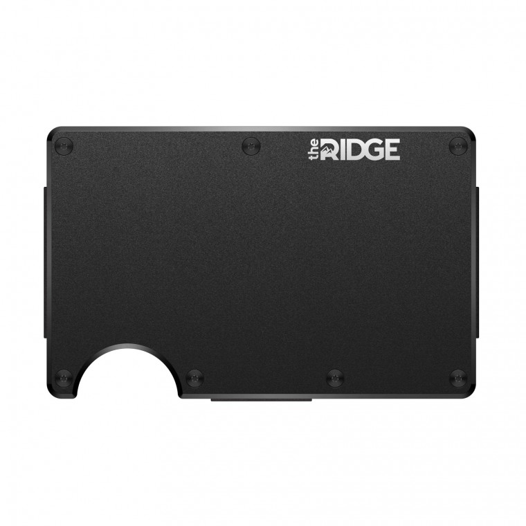 Ridge Aluminum Wallet