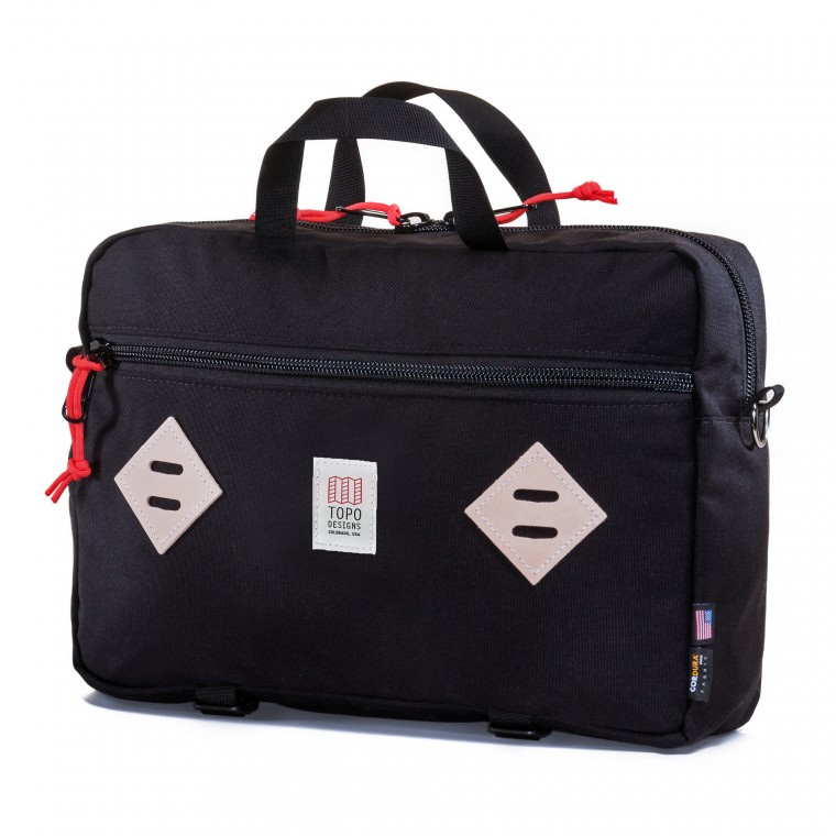 Topo Designs Mountain Briefcase - Laukku