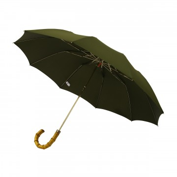Whangee Umbrella:   London Undercover Whangee umbrella holds the rain reliably with British class. Bamboo cane handle feels pleasant to...