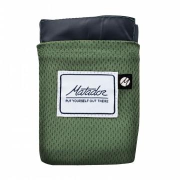 Pocket Blanket™ 2.0 - Viltti:  Matador Pocket Blanket -viltti antaa sinulle kuivan ja puhtaan paikan istua ja ottaa iisisti - missä vain ja koska...