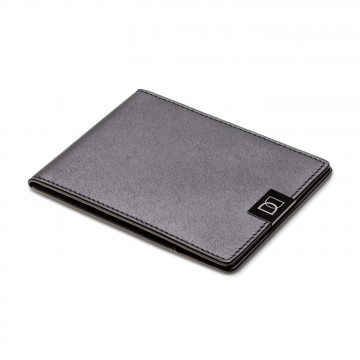 Wallet:  With just a half centimeter in thickness, the DUN wallet is pretty much as thin as the leather billfold can get. You...