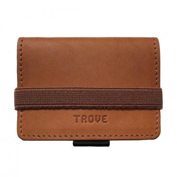 Cash Wrap Leather - Lompakko:  Cash Wrap -lompakkoon mahtuu paljon pysyen silti kompaktina. Sisäpuolen eri osioihin saat organisoitua jopa 10...