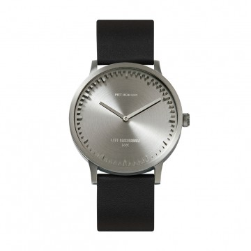 Tube Watch T40 Steel / Leather: