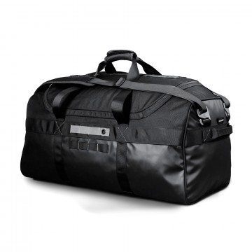 Monolith Duffle Bag:  With its 80 liter capacity, the Duffle Bag is the heavyweight champion of the Monolith series. The stowable shoulder...