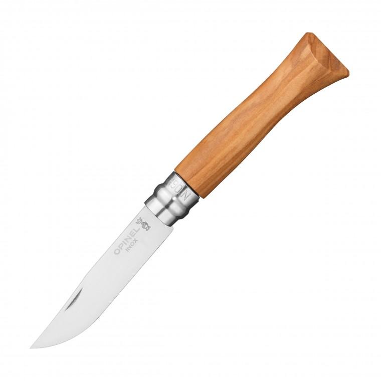 Opinel N°06 Olive Knife