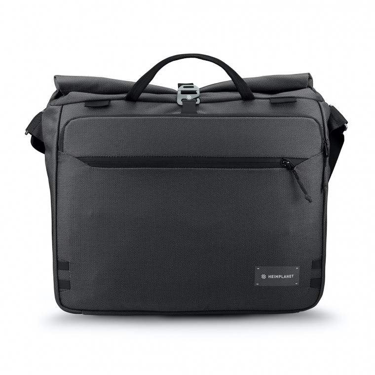 Heimplanet Transit Line Roll Top Messenger Bag - Laukku