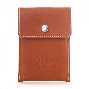 Pony Express - Memo Book Pouch:  Each Pony Express Leather Pouch fits a 3-pack of Field Notes Memo Books perfectly and is hand-tooled from premium...