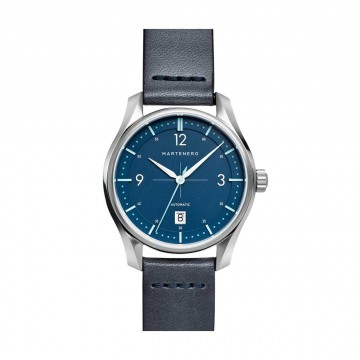 Kerrison Dark Blue Watch:  The Kerrison watch is equally at home in the office or out on the weekends. It is designed completely in-house by...