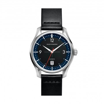 Kerrison Black Watch:  The Kerrison watch is equally at home in the office or out on the weekends. It is designed completely in-house by...