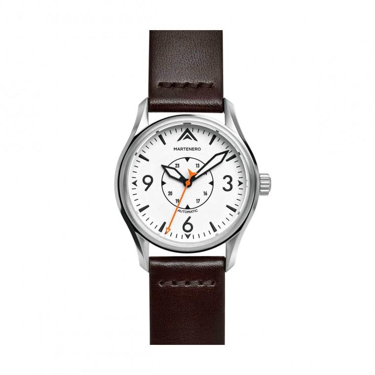 Martenero Ace White Watch