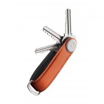 Key Organiser Nylon - Avainlenkki:   Orbitkey Key Organiser -avainlenkissä voit pitää avaimiasi yhdessä siistissä nipussa ilman avainten kilinää....